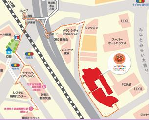 キャプチャ  地下鉄高島町駅からのアクセス.PNG